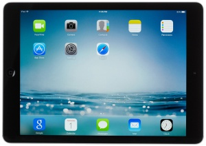 Планшет Apple A1475 iPad Air Wi-Fi 4G 128GB Space Gray