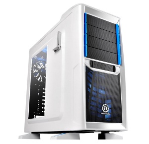 Корпус Thermaltake CHASER A41 VP200A6W2N/WHITE/win/secc VP200A6W2N Chaser A41 SNOW