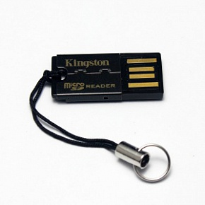 зчитув. флеш Card Reader FCR-M RG2 Kingston FCR-MRG2
