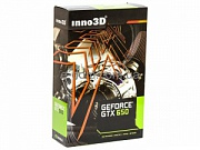Відеокарта nVidia PCI-E 1058/5000 Inno3D GTX650 2Gb Green