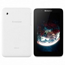 "Планшет Lenovo IdeaTab A5500 White 8""IPS/1.3GHz (QC)/1GB/ 16GB/WiFi/BT/FrontCam+BackCam/And 4.2"