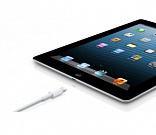 Планшет Apple A1458 iPad with Retina display Wi-Fi 16GB (black)