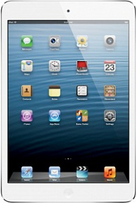 Планшет Apple A1455 iPad mini Wi-Fi 4G 16GB (white and silver)