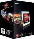 ЦПУ AMD A6-5400K 3.6Gh 1MB 2xCore HD7540D Trinity 65W sFM2 Unlocked Multiplier