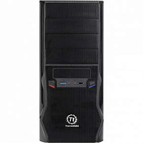Корпус COMMANDER MS-III/Black/ Win/SECC/USB3.0/подв. упаковка VO100A1W2N COMMANDER MS-III