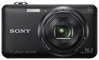 Цифр. фотокамера Sony Cyber-Shot WX80 Black