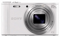 Цифр. фотокамера Sony Cyber-Shot WX350 White