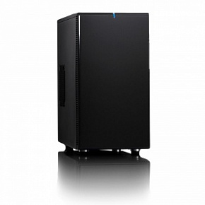 корпус mATX без БП Fractal Des ign Define Mini minitower blac FD-CA-DEF-MINI-BL