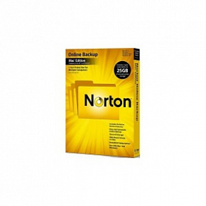 ПО NORTON ONLINE BACKUP 2.0 25GB IN 1 USER