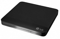 Привод LG SuperMulti GP50NB40 USB EXT RTL slim Black