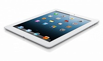 Планшет Apple A1458 iPad with Retina display Wi-Fi 16GB (white)
