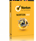 ПО NORTON 360 RU 1 USER 3 LIC RET DVD
