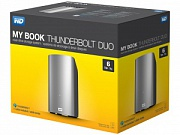 НЖМД WD 6TB 2х3.5 10/1000 My Book Thunderbolt Duo with Cable